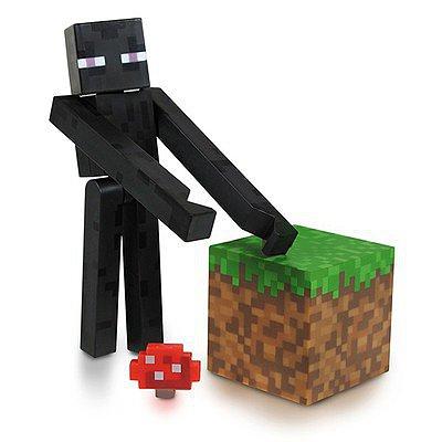 Игрушки из Minecraft